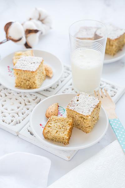 Pihe-puha kókuszos sütemény