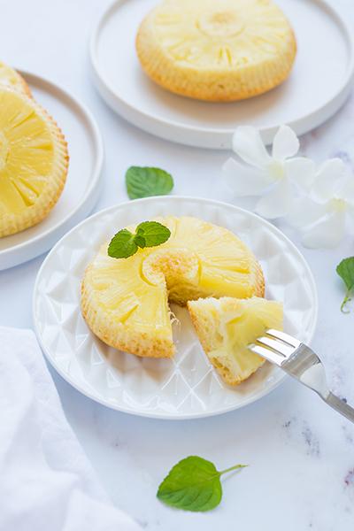 ananászos tortácska